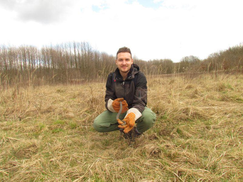 Istraživanje jedine poznate populacije riđovke u Varaždinskoj županiji