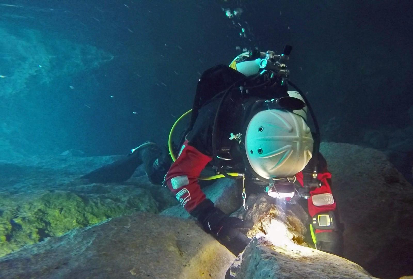 Zaron u izvor Jadra – iznenađujuće speleološko otkriće